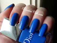 Dior - Electric Blue