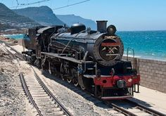 Cape Town - Monument Station: Atlantic Rail's operation of SAR 24 (in steam) South African Railways, Train Journey, Steam Locomotive, Train Station, Model Trains, Cape Town, Kenya, Photographers, Celebration