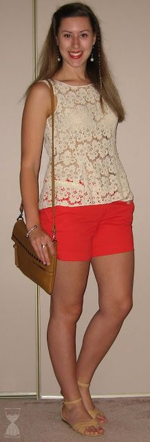 COUTURE DU JOUR by Mimi: TBT - Red Crochet