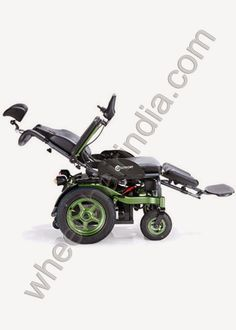 Powerchair, is more compact and has a better turning radius, making it is easier to navigate narrow doorways and tight turns. Another advantage of the powerchair wheelchair is that its armchair joystick does not require an upright posture like an electric scooter's handlebars. Most powerchair wheelchairs can also be taken apart and stowed, while scooters usually can't. Powerchair wheelchairs are also usually less.  Power Wheelchairs/Electric Wheelchairs is specially designed for Disabled…