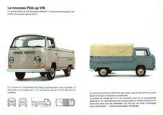 Doc VW Type 2 T2a pick-up
