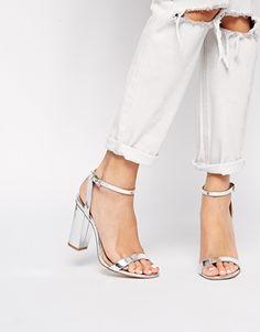 ASOS HERMIONE Heeled Sandals