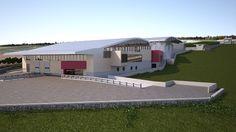 ACR inicia las obras de la nueva bodega Benjamín de Rothschild & Vega Sicilia en Samaniego