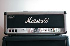 My Marshall Silver Jubilee JCM 25/50 2550 head.