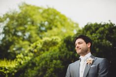 Tatton Park Wedding Photographs – Daniel before the ceremony in the grounds of Tatton Park awaiting his bride.  photo by tobiah tayo photography - available for commissions worldwide www.tobiahtayo.com