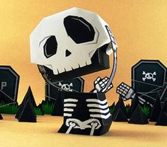 Paper Toys Art