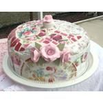mosaic cake cover