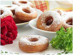 Donut Tarifi (Şekerli Çörek)