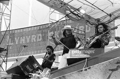 ~Ronnie Van Zant Lynyrd Skynyrd | News Photo: Steve Gaines Ronnie Van Zant and Gary Rossington…