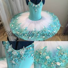 Dance Costumes in the US - Classically Costumed Jazz Dance Costumes, Tutu Costumes, Ballet Costumes, Doll Costume, Angelina Ballerina, Ballerina Art, Ballet Tutu, Ballet Dance, Green Tutu