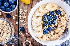 Porridge-Rezepte für das Low-Carb-Frühstück
