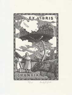 Bookplate Odds and Ends