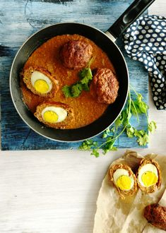 Nargisi kofta scotch egg
