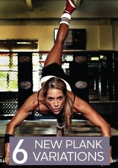 Repinned: Take Planks to the Next Level! Click to find out how you can!