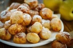 All You Need to Know About the Apple Barn Apple Fritters Apple Cinnamon Muffins, Cinnamon French Toast, Chicken And Biscuits, Chicken And Dumplings, Southern Breakfast, Best Breakfast, Apple Fritter Recipes, Homemade Apple Butter, Food & Wine Magazine