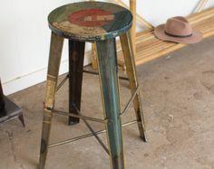 30 tall stool modern bar stool counter stool от AlexMetalArt