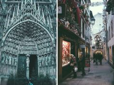 Strasbourg + Christmas Market