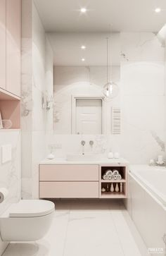 Most Popular And Amazing Bathroom Design Ideas You Must Try ~ Gorgeous House Bathroom Interior Design, Modern Interior Design, Interior Livingroom, Bathroom Designs, Home Interior, Bathroom Ideas, Mid Century Bathroom, Dream Rooms, Amazing Bathrooms
