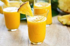 Juicy Pineapple-Cucumber Smoothie   Delicious Weight Loss Smoothies