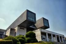 Resultado de imagen para arata isozaki kitakyushu municipal museum of art