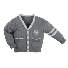 Grey Cardigan - Andy & Evan Boys Clothing