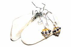 Pandora style earrings