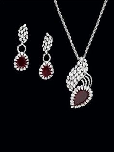 Diamonds Are Perfect Gifts To Express Your Love For The Special One In Your Life Especially If It Is A Beautiful Diamond Pendant Set Like This One.