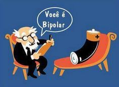 Bipolar - Happy drawings :) By: Hectoralbes Spanish Puns, Spanish Posters, Ap Spanish, Cute Images, Funny Images, Funny Pictures, Funny Cute, Hilarious, Humour Geek