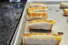 All Kinds of Yumm: Buffalo Chicken Rolls