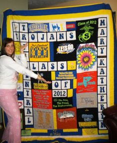 SteelersTShirtL1 | Shirt quilts, Craft and Crafty : t shirt quilt kit - Adamdwight.com