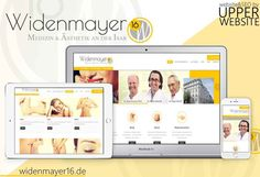 """SEO & Webdesign für Widenmayer16 SEO & Webdesign für die Münchener Praxis für Plastische & Ästhetische Chirurgie """"Widenmayer16""""  Die Praxis für Plastische & Ästhetische Chirurgie in München """"Widenmayer16"""" hat UPPER WEBSITE damit beauftrag ihre Webseite neu auszurichten  Fokus  Der Fokus bei diesem Projekt liegt ganz klar auf der Suchmaschinenoptimierung und der damit einhergehenden Ausrichtung der Webseite. Ein wesentlicher Faktor bei der Webseite war die Verbesserung der Usability, um den… Web Design, Seo, Search Engine Optimization, Website, Medicine, Weaving, Website Designs, Site Design"""