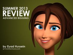 Summer 2013 Review – Advanced Rigging by Eyad Hussein \\ http://www.eyad.tv/blog/?p=744