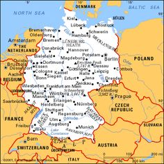 germany i went to school there while in college in kiel far northern part of germany and spent a week in berlin but would love to go back again