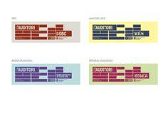 L'Auditori by toormix , via Behance