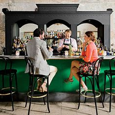 100 Best Bars in the South - I've been to 5 so far, might need to work on that! :)