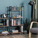 Ladder Bookcase, Shelving, Home Decor, Shelves, Decoration Home, Room Decor, Shelving Units, Home Interior Design, Shelf