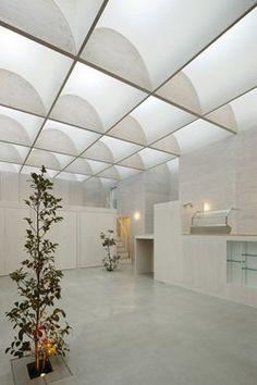 Daylight House, Yokohama, 2011 - Takeshi Hosaka Architects