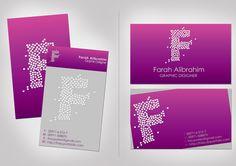 purple business cards by FNIsa.deviantart.com on @DeviantArt