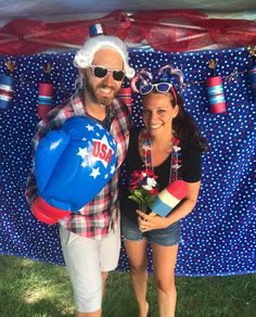 Fourth of July Party Recipes, Ideas, & General Insanity