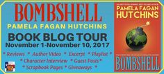 Lone Star Book Blog Tour: Bombshell by Pamela Fagan Hutchins - Momma On The Rocks