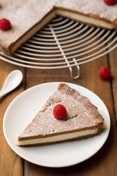 Tvarohový koláč | Angie Pancakes, Cooking, Breakfast, Ethnic Recipes, Food, Kitchen, Morning Coffee, Essen, Pancake