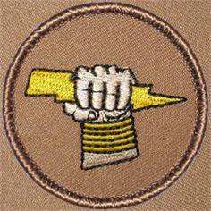 Olympian Patrol Patch (#309)