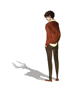 your prongs are showing, james potter