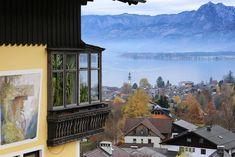 Austria - Restaurant with a view by tenetsi #ErnstStrasser #Austria #Österreich