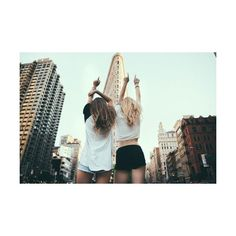 We ❤ It ❤ liked on Polyvore featuring friends and pictures