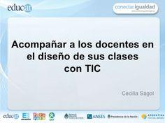 Planificación de Clases para la Construcción de Conocimientos con TIC | #Presentación #Educación