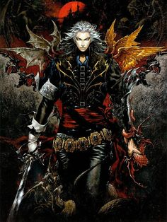 Castlevania: Curse of Darkness, Teufelsschloß Dracula: Fluch der Dunkelheit (悪魔城ドラキュラ 闇の呪印 Akumajō… Castlevania Lament Of Innocence, Castlevania Dracula, Castlevania Anime, Castlevania Netflix, Castlevania Lord Of Shadow, Alucard, Castlevania Wallpaper, Science Fiction, Trevor Belmont