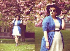 "H&M Divided Hat, Dolce & Gabbana Sunglasses, H&M Dress, Via Appia Due Cardigan, Dolce & Gabbana Sandals, Ted Baker Belt, Christian Dior ""Mise En Dior"" Earrings, Guess Watch, Hermès ""Clic Clac"" Bracelet, Swarovski Bracelet"