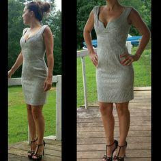 Spotted while shopping on Poshmark: 'Black Halo' dress! #poshmark #fashion #shopping #style #Black Halo #Dresses & Skirts