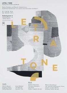 Posters 2010 - 2015 - Damien Tran damientran.com/